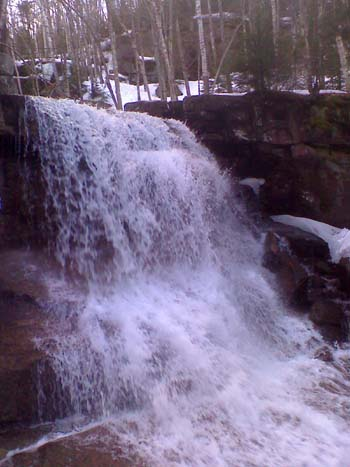 Champney Falls (photo by Bill Mahony)