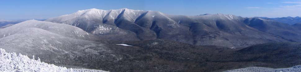 Franconia Ridge (photo by Mark Malnati)