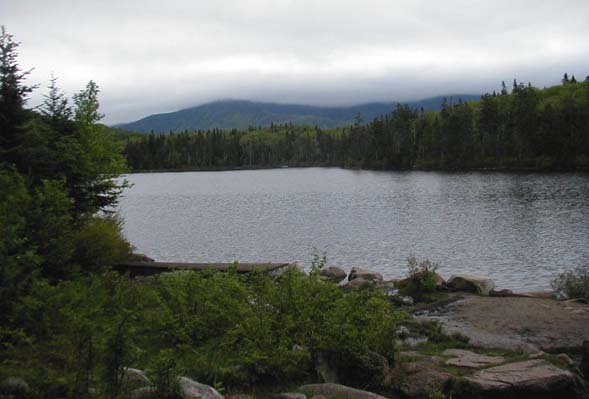 Lonesome Lake (photo by James Horner)