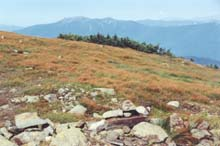 View from the summit of Mt. Moosilauke (photo by Webmaster)