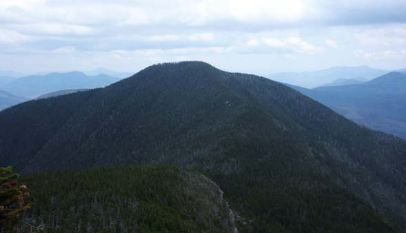 East Peak seen from Mt. Osceola (photo by Bill Mahony)