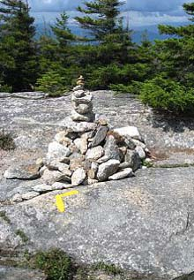 Cairn (photo by Sue Murphy)